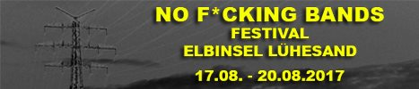 No F*cking Bands Festival 2017